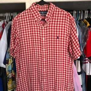 Polo Ralph Lauren Short-Sleeve Button Up